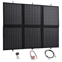 vidaXL Încărcător panou solar pliabil 120 W 12 V
