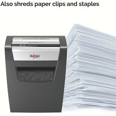 Rexel Tocător de hârtie Momentum X410 P4