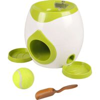FLAMINGO Jucărie câini interactivă, minge și recompense, Wilson 517922