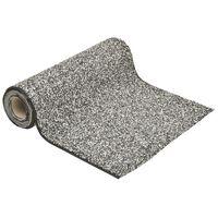vidaXL Căptușeală de piatră, gri, 150 x 40 cm