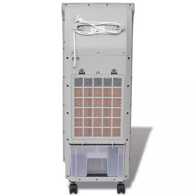 vidaXL Răcitor de aer 120 W, 8 L, 385 m³/h, 37,5 x 35 x 94,5 cm