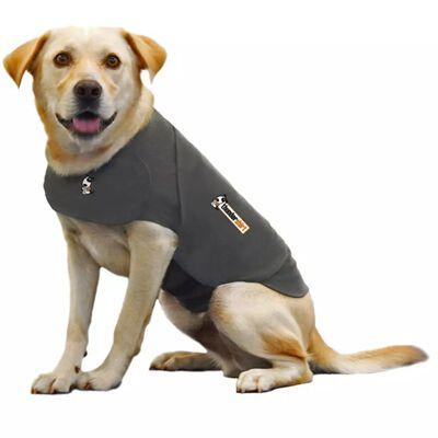 ThunderShirt Vestă antistres pentru câini, M, gri 2016