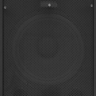 vidaXL Boxă Hifi de scenă profesională pasivă negru 32x32x64cm 1000 W