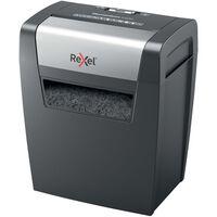 Rexel Tocător de hârtie Momentum X406 P4