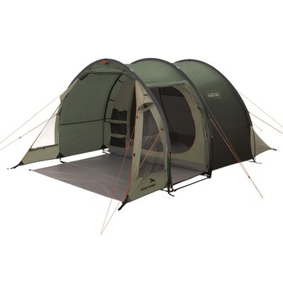 Easy Camp Cort Galaxy 300, pentru 3 persoane, verde rustic