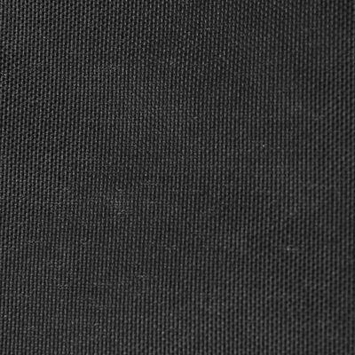 vidaXL Parasolar, antracit, 4/5x4 m, țesătură oxford, trapez
