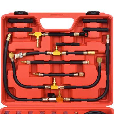 Set Tester presiune carburant prin injecţie 0,03 - 8 bar(0,5-120 PSI