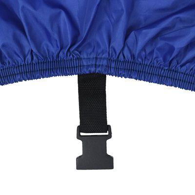 vidaXL Husă pentru barcă, albastru, 620x294 cm