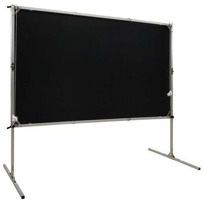 """vidaXL Ecran de proiecție cu pliere rapidă 120"""" 16:9"""