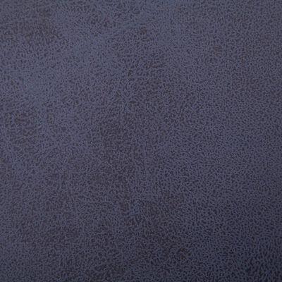 vidaXL Scaune de bucătărie, 6 buc., gri, piele întoarsă ecologică