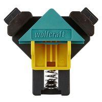 wolfcraft Cleme de colț ES 22 2 bucăți 3051000