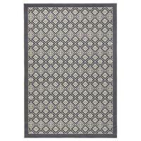 Covor Hanse Home Modern & Geometric Gloria, Gri, 80x150