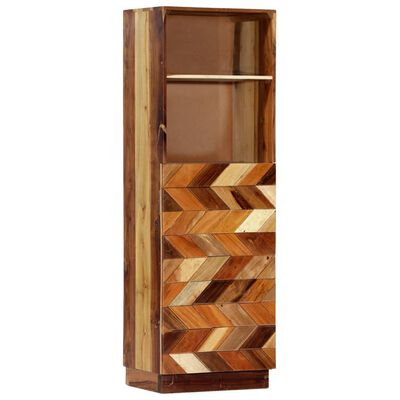 vidaXL Dulap înalt, 40 x 32 x 122 cm, lemn masiv reciclat