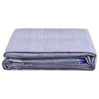 vidaXL Covor pentru cort, albastru, 700x250 cm