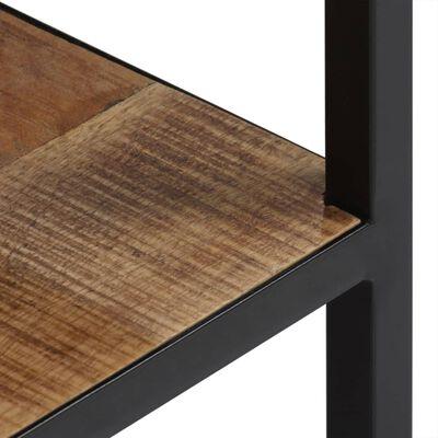 vidaXL Noptieră din lemn masiv de mango, 40 x 30 x 50 cm