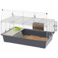 Ferplast Cușcă de iepuri Rabbit 100, 95x57x46 cm, 57052070