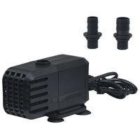 vidaXL Pompă de apă submersibilă pentru acvariu, 1300 L/h