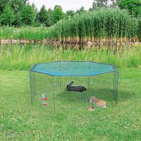 TRIXIE Țarc animale de exterior plasă protecție verde 60x57 cm 62411