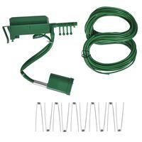 Sistem automat de irigat cu aspersoare și temporizator