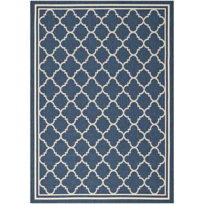 Covor Safavieh Oriental & Clasic Bleeker, Albastru/Bej, 200x300