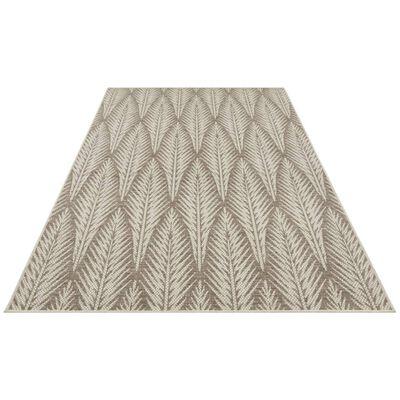 Covor Bougari Modern & Geometric Jaffa, Taupe, 140x200