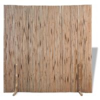vidaXL Gard, 180 x 170 cm, bambus