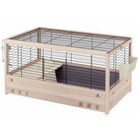 Ferplast Cușcă de iepuri Arena 100, 100 x 62,5 x 51 cm 57089517