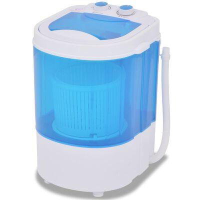 vidaXL Mașină de spălat mini, cuvă dublă, 5,6 kg