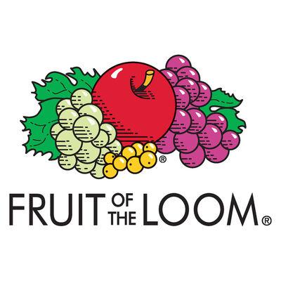 Fruit of the Loom Tricouri originale, 5 buc., galben, 3XL, bumbac