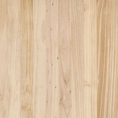 vidaXL Set mobilier de bucătărie, 9 piese, lemn de pin