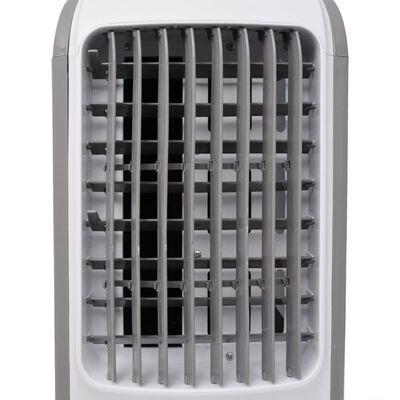 vidaXL Răcitor de aer 80 W, 4 L, 270 m³/h, 25 x 26 x 56 cm
