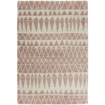 Covor Mint Rugs Shaggy Allure, Roz, 80x150