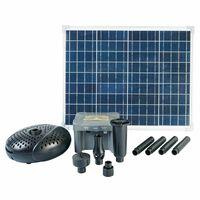 Ubbink Set SolarMax 2500 cu panou solar, pompă și baterie