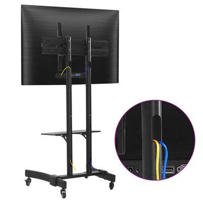 """vidaXL Stand TV mobil pentru Plasmă / LCD / LED de 32"""" - 65"""""""
