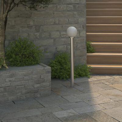 Stâlp de grădină cu 1 bec  110 cm