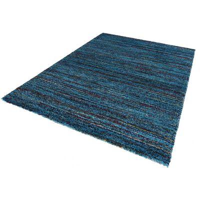 Covor Mint Rugs Pufos Nomadic, Albastru, 200x290