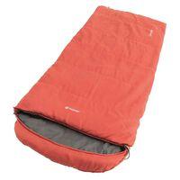 Outwell Sac de dormit Campion Lux, roșu