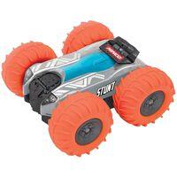 Ninco Mașinuță de jucărie cu telecomandă Stunt, rotativă, portocaliu