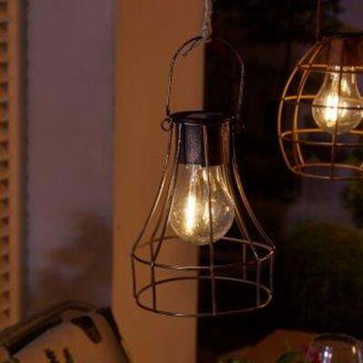 Luxform Lampă de grădină solară cu LED Dortmund