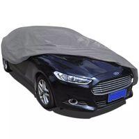 vidaXL Prelată auto, material textil nețesut, L