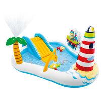 Intex Centru de joacă gonflabil Fishing Fun, 218x188x99 cm