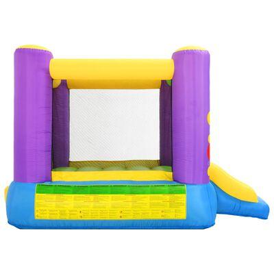 Happy Hop Jucărie gonflabilă cu tobogan, 260 x 210 x 160 cm, PVC