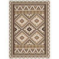 Covor Safavieh Oriental & Clasic Tikota, Bej/Maro, 120x180