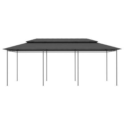 vidaXL Pavilion, antracit, 600 x 298 x 270 cm, Antracit