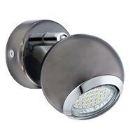 Spot Aplicat Bimeda, 1 x GU10-LED 3W