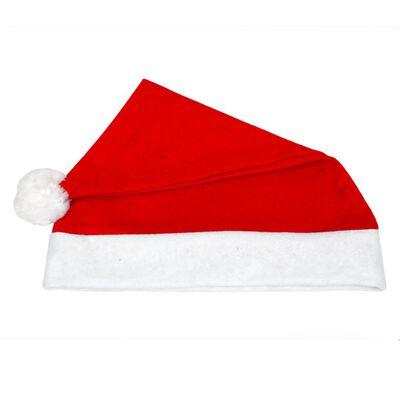 24 Căciuli de Moș Crăciun