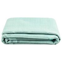 vidaXL Covor pentru cort, verde, 550x300 cm