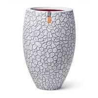 Capi Vas de plante Elegant Deluxe Clay, ivoar, 50 x 72 cm