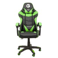 Scaun Gaming Gamer's Legend G1, Verde