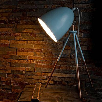 EGLO Lampă de masă Dundee, verde mentă 49337